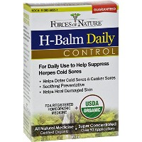 Organic H-Balm Daily Control - 11 ml by Forces of Nature