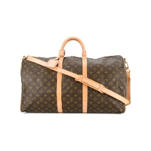 LOUIS VUITTON PRE-OWNED モノグラム ボストンバッグ - ブラウン