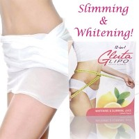GLUTA LIPO 12 in 1 WHITENING AND SLIMMING JUICE