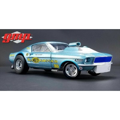 ミニカー 1/18 GMP☆1967 シェルビー Ohio George's 1967 Malco Gasser with Airplow Front Spoiler 900台特別限定モデル!...