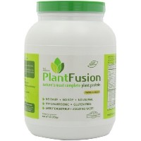 PlantFusion Protein Vanilla Bean, 4 Pounds by Planet Fusion [並行輸入品]