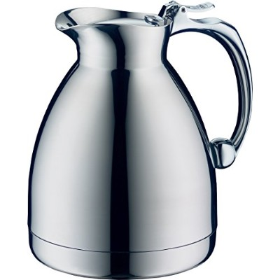 (.6 Litre) - Alfi Hotello Vacuum Insulated Thermos Carafe for Hot and Cold Beverages, .60 L,...