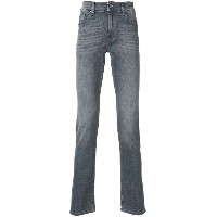 7 For All Mankind スリムジーンズ - グレー