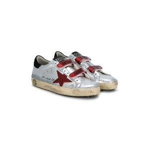 Golden Goose Deluxe Brand Kids Superstar Old School スニーカー - メタリック