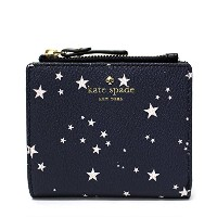 (ケイトスペード)KATE SPADE『HYDE LANE NIGHT SKY ADALYN』 二つ折り財布【RICH NAVY MULTI】PWRU6094 458 RICH NAVY MULTI...