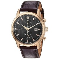 Citizen Watches Mens ca7003–06e eco-drive One Size ブラウン