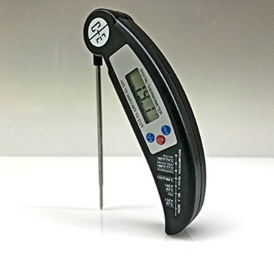 4TH OF JULY FLASH SALE - C+E Instant Read Digital Cooking Thermometer, Perfect Meat Thermometer for...