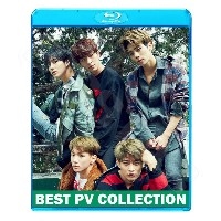 【Blu-ray】☆★SHINee BEST PV Colection★BESTPV/ SOLOUNIT PV/ ETC【シャイニー ブルーレイ KPOP】【メール便は2枚まで】