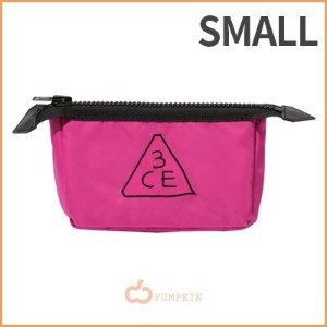 3CE PINK POUCH SMALL [ ポーチ ]☆新入荷10(2017秋・冬)