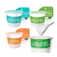 Lindsay Collagen Modeling Cup Type Mask Pack 30g 3set / Cup Type Mask Pack / Skin Care