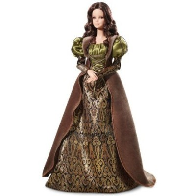 Barbie(バービー) Collector Museum Collection Da Vinci Doll ドール 人形 フィギュア
