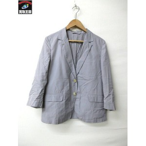 MARGARET HOWELL シルク混セットアップ【中古】