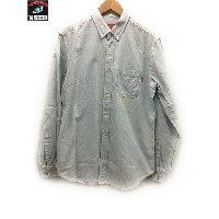 シュプリーム Supreme Denim Shirt (M)【中古】