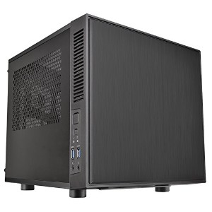 Thermaltake Suppressor f1 Mini ITX Case withウィンドウ – ブラック