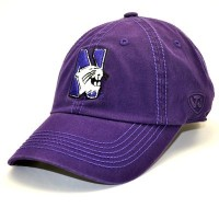 Top of the World ncaa-big 10conference-cotton crew-adult調節可能なstrapback-hatキャップ Adjustable