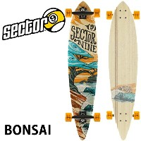 SECTOR 9 BONSAI Completelete 17 セクターナイン スケートボード SECTOR NINE