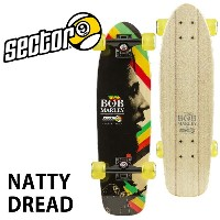 SECTOR 9 NATTY DREAD Completelete 17 セクターナイン スケートボード SECTOR NINE