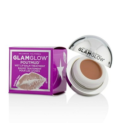 GlamglowPoutMud Sheer Tint Wet Lip Balm Treatment - Birthday SuitグラムグローPoutMud Sheer Tint Wet Lip...