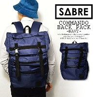 (セイバー)SABRE COMMANDO BACKPACK -NAVY- ONE