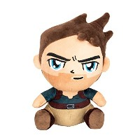 Uncharted 4 Stubbins Plush Figure Nathan Drake 20 CM peluches