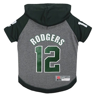 High qualityPA HOODIE TEE for DOGS & CATS. Football Dog Tee Shirt available in 6 NFL PLAYERS!...
