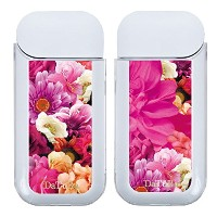 RESORT FLOWER AL-0042-IQOS PINK