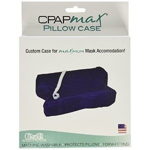 Contour Products CPAP Max Pillow Case, Navy Blue by Contour Products