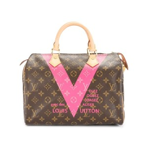 LOUIS VUITTON PRE-OWNED Speedy 30 ハンドバッグ - ブラウン