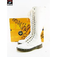Dr.Martens 20ホール 白 42【中古】