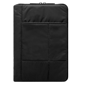 枕ファスナー付きSheen Quilted Sleeve [ BLK ] for Nextbook Flexx / Nextbook 10.1 / NeuTab n10 / Nokia Lumia 2520 10.1インチ