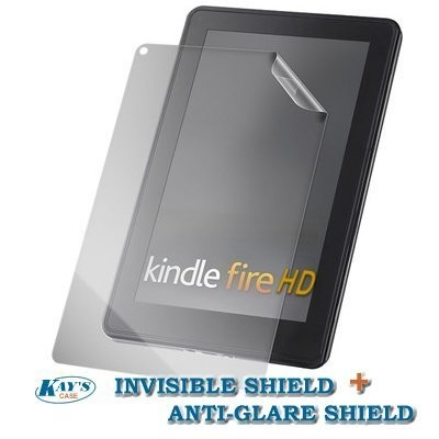 KaysCase Screen Protectors for Kindle Fire、2パック new HD 7 2013