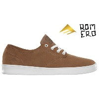 【Emerica】ROMERO LACED Leo Romero Signature Model カラー:brown/white/gum 【エメリカ】【スケートボード】【シューズ】