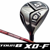 BRIDGESTONE GOLF TOUR B XD-F フェアウェイウッド Speeder661 EVOLUTION III カーボンシャフト