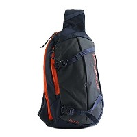パタゴニア 斜め掛けバッグ PATAGONIA DAY PACKS 48261 ATOM SLING 8L SMDB SMOLDER BLUE 100%NYLON 並行輸入品