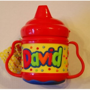 My Name Kaitlyn sippy cup by John Hinde [並行輸入品]