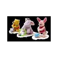 Disney baby Mini Pooh Pals - Pooh Bear Teether By Learning Curve by Learning Curve [並行輸入品]