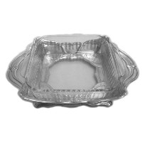アーサー・裁判所American Traditional Stand with 2-quart Pyrex Casserole