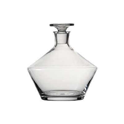 (Whiskey) - Schott Zwiesel Tritan Crystal Glass Pure Collection Whiskey Decanter With Stopper