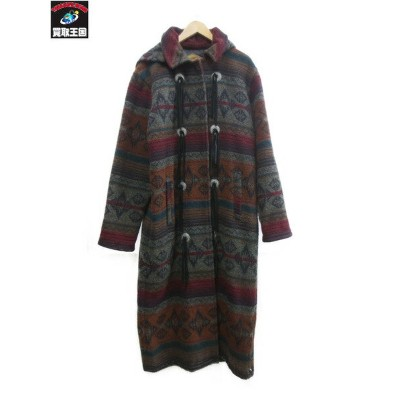 WOOLRICH ウール ロングコート M【中古】
