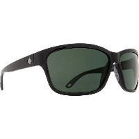 スパイ レディース メガネ・サングラス【Allure Sunglasses】Black/ Happy Grey Green Polarized Lens