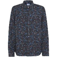 メンズ PS by PAUL SMITH MENS TAILORED FIT LS SHIRT シャツ ブラック