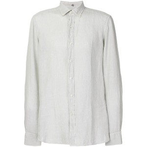 Fay casual button shirt - グレー