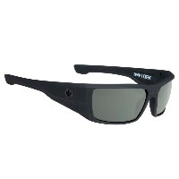 スパイ メンズ メガネ・サングラス【Dirk Sunglasses】Soft Matte Black/ Happy Grey Green Polarized Lens