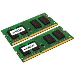 RAMメモリアップグレード8 GBキット( 4gbx2 ) ddr3 pc3 10600 1333 MHz for最新2010 & 2011 Apple iMacの、2011 MacBook Pro...
