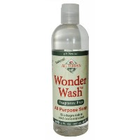 海外直送品Wonder Wash, Fragrance Free, 12 Fl Oz by All Terrain