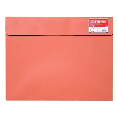 Star Products Classic Red Wallet Reclosable Fastener Portfolio, 24-Inch by 36-Inch by Star Products...