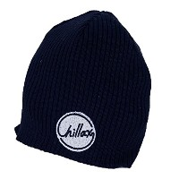 Chillax x NEW ERA COOL MAX サマー ニットキャップ (Navy)