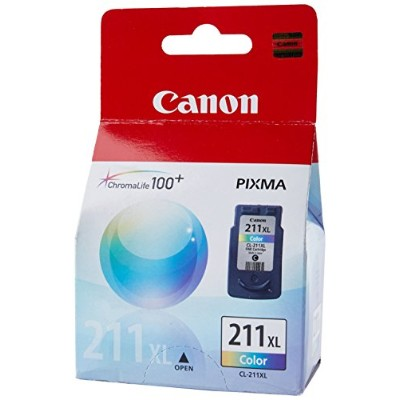 Canon CL-211 XL Color Ink Cartridge