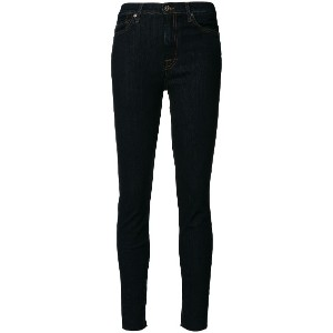 7 For All Mankind casual slim fit jeans - ブルー