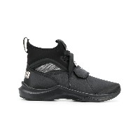 Puma ankle lace-up sneakers - ブラック